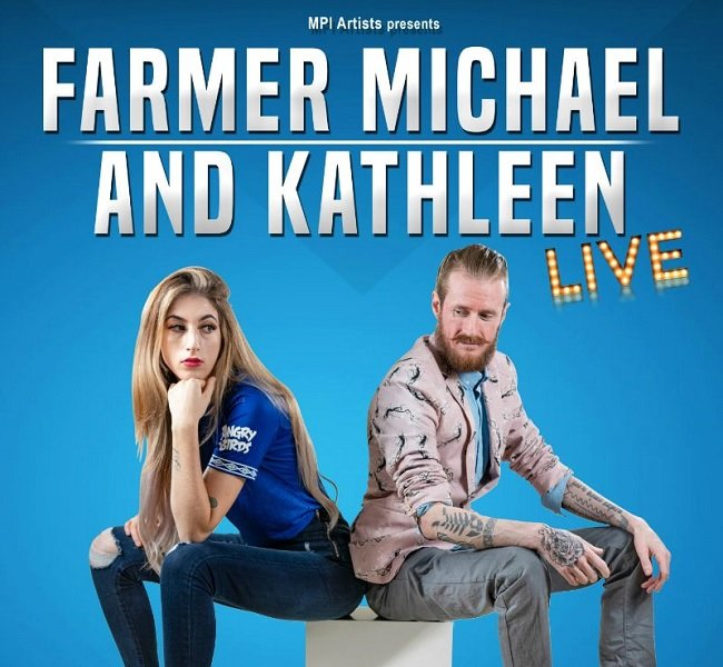 Farmer Michael and Kathleen Comedy Tour | 4* Prince of Wales Hotel