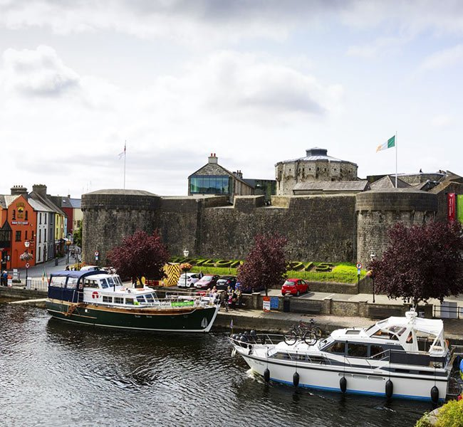 prince of wales athlone castle